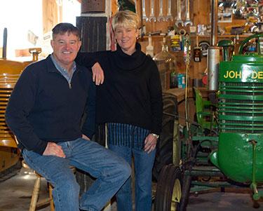 Kevin & Linda Coyle