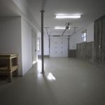 workshop and basement garage bay
