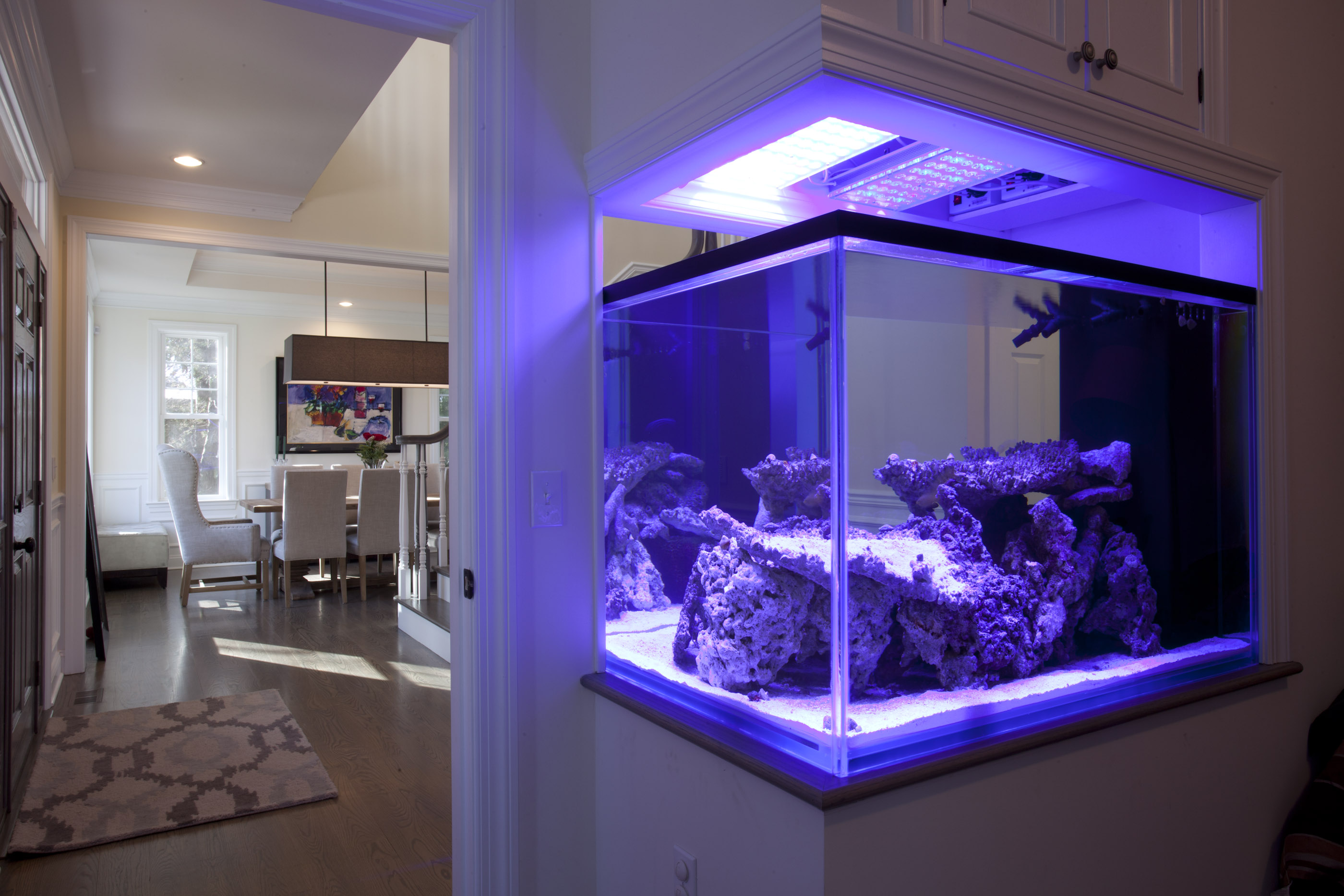 Coyle Modular Homes Built In Aquarium Coyle Modular Homes