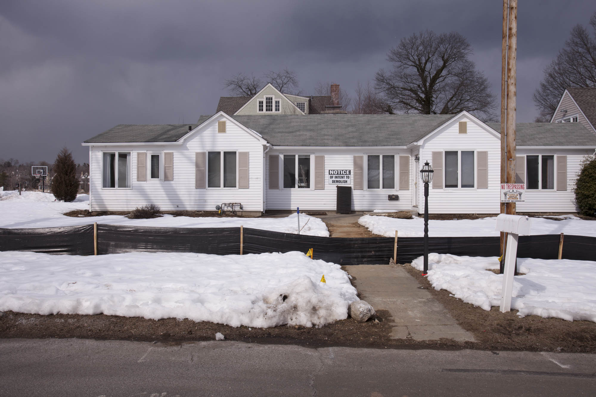 Coyle modular homes coyle homes begins construction on new for Building a house in ct